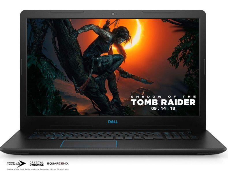"Dell 2019 Flagship G3 17.3"" Full HD IPS Gaming Laptop, Intel Quad-Core i5-8300H (> i7-7700HQ) 6GB NVIDIA GeForce GTX 1060 Backlit Keyboard MaxxAudio Thunderbolt Win 10-up to 32GB DDR4 1TB SSD 2TB HDD"