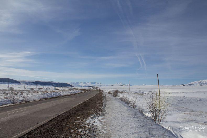 Road to Tsalka