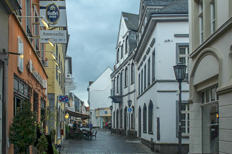 Old Town of Andernach