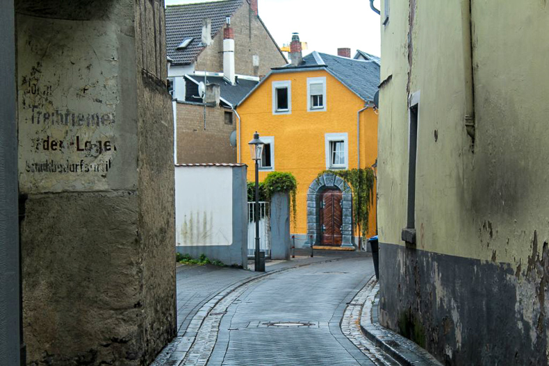Streets of Andernach